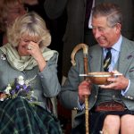 prince charles camilla laughing together a