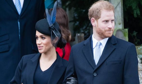 A friend of Meghan and Harrys has spoken about their relationship Image GETTY