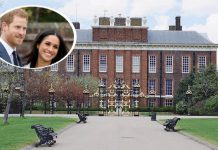 A glimpse at Duchess Meghans Kensington Palace decor see the picture Photo C GETTY IMAGES