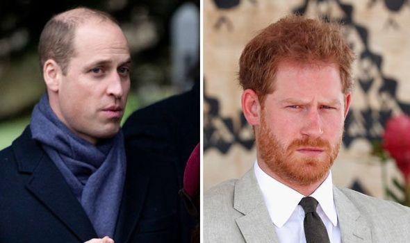 A royal biographer reveals the princes Image Getty