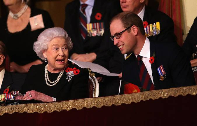 All the times the Queens children and grandchildren have spoken about her Photo C GETTY IMAGES