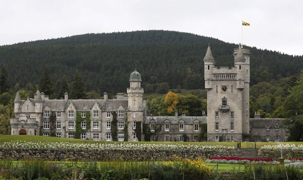 Balmoral Castle has been a favourite retreat for royals since Queen Victoria Image Getty