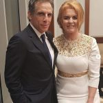 Ben Stiller and Sarah Ferguson pictured make the most unusual of celebrity friendships
