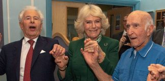 Camilla Parker Bowles just did something no other royal has done before Photo C GETTY IMAGES