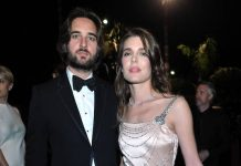Charlotte Casiraghi calls off engagement two months after babys birth Image GETTY