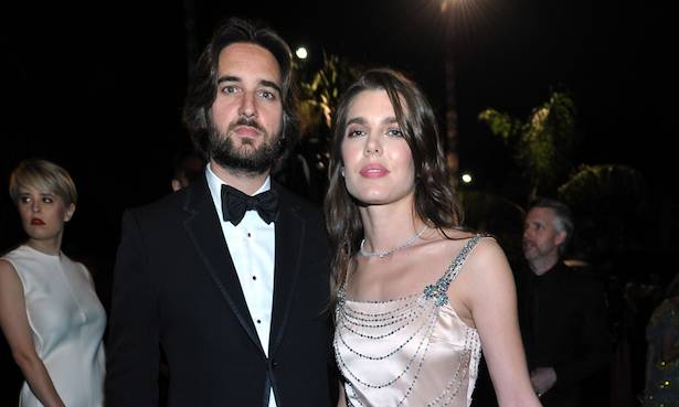 Dimitri and Charlotte were first linked in 2017 Image Getty