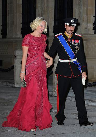Crown Prince Haakon and Crown Princess Mette Marit of Norway Photo C GETTY IMAGES