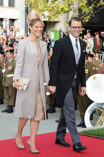 Crown Princess Victoria of Sweden and Prince Daniel Photo C GETTY IMAGES