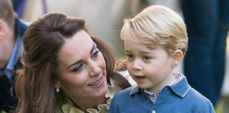 Duchess Kate reveals the sweet subject Prince George is studying at school Photo C GETTY IMAGES