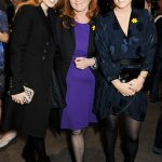 Eugenie and Beatrice with their mum Sarah Ferguson Photo C GETTY IMAGES