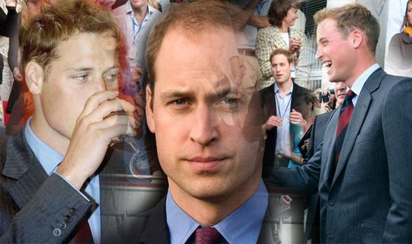 How Prince William personifies royalty by doing NOTHING' Image Getty