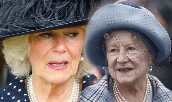 How the Queen Mother was Prince Charles' one OBSTACLE in marrying Camilla Image Getty