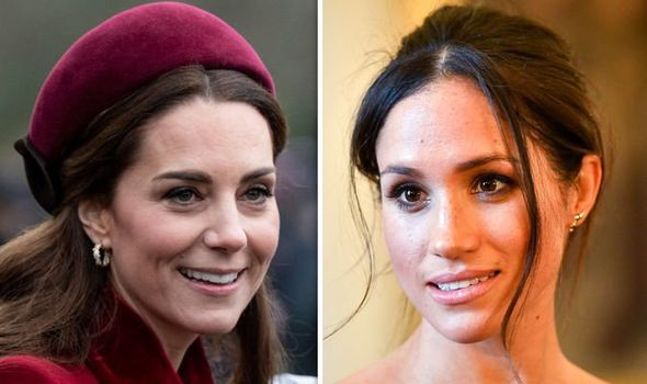 In 2017 Meghan gave Kate a special diary to celebrate her birthday Image GETTY