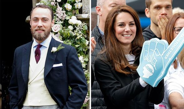 James Middleton said he was motivated to speak out because of the Heads Together charity Image Getty