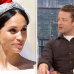 Jamie Oliver said Meghan snubbed his request to cater for her royal wedding Image GETTY CHANNEL 4