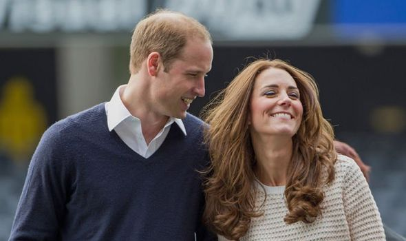 Kate Middleton news Kate was rumoured to have a poster of William on her bedroom wall Image Getty