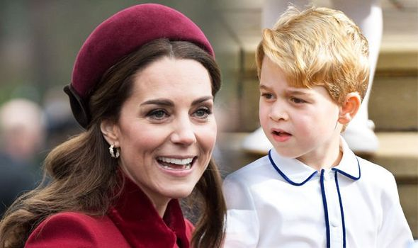 Kate Middleton news Prince William to send Prince George to wife's school Image GETTY