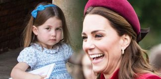 Kate Middleton news Princess Charlotte forbidden from wearing this Royal parenting rules revealed Image GETTY
