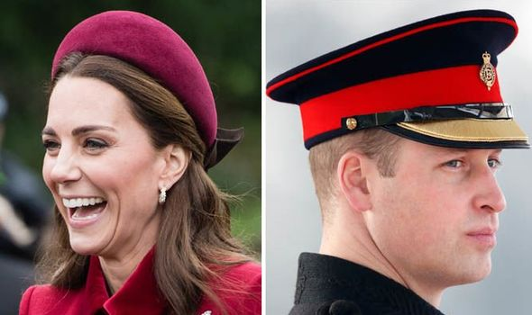Kate Middleton will celebrate her 37th birthday on Wednesday but Prince William will join her Image GETTY
