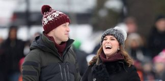 Kate is a known fan of sports and during a visit to Stockholm in 2018