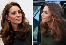 Kate opened up at a charity event Image GETTY