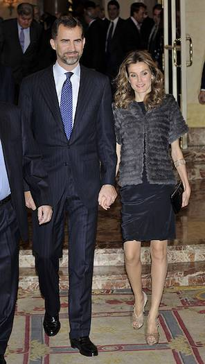 King Felipe and Queen Letizia of Spain Photo C GETTY IMAGES