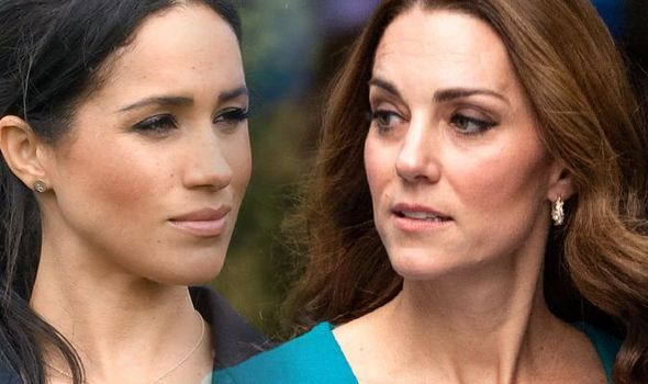 Meghan Markle Melanie Bromley said what the Duchess has dealt with has been Image GETTY