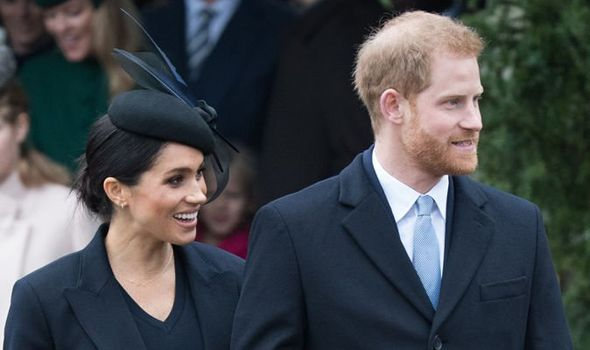 Piers Morgan said Meghan will want to be known by the gender neutral title of co parent Image GETTY