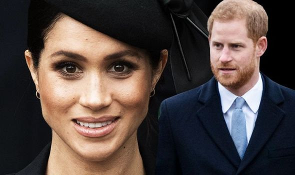 Meghan Markle and Prince Harry Image GETTY 0