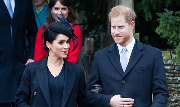 Meghan Markle and Prince Harry are expected to move amidst rumours of a feud with Kate and William Image GETTY