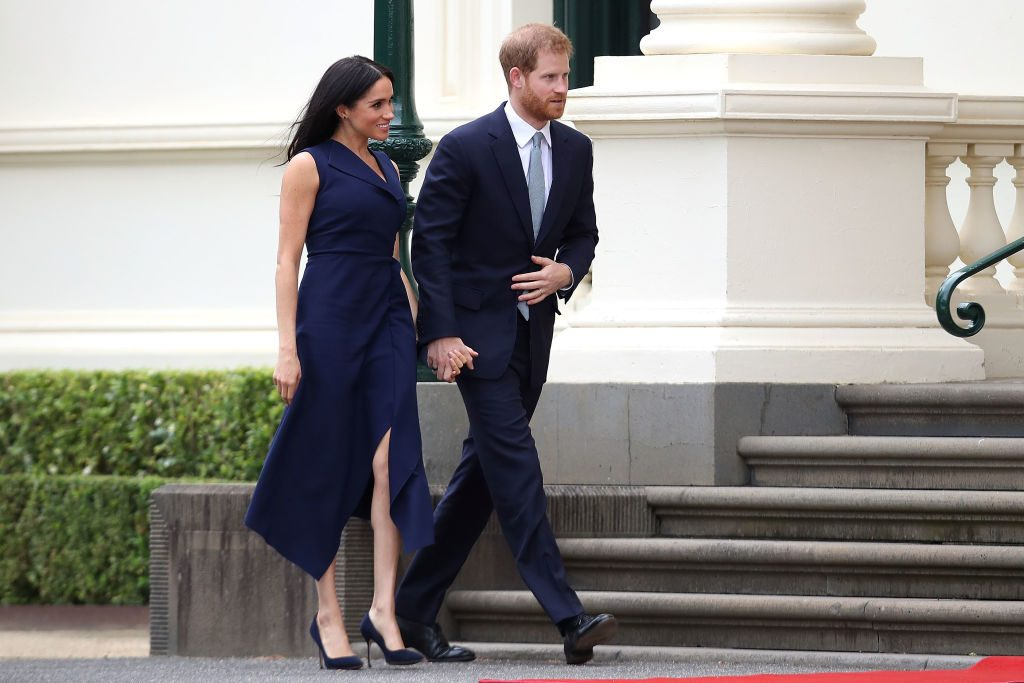Meghan Markle and Prince Harry are moving away from their Kensington Palace home Photo C Chris Jackson Getty Images
