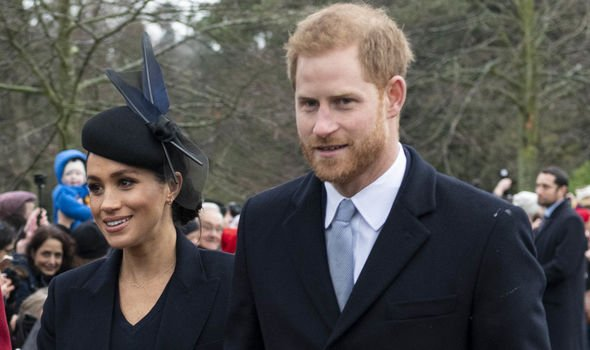 Meghan Markle and Prince Harry will ultimately determine the path of the next royal baby Image GETTY