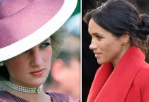 Meghan Markle and Princess Diana have received the same negative attention Image GETTY