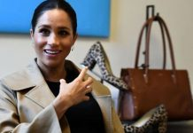 Meghan Markle baby girl Does this prove Meghan is having a baby girl Image GETTY