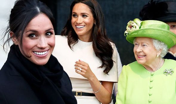 Meghan Markle is following in the footsteps of the Queen with her new patronages Image GETTY