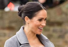 Meghan Markle just wore a pair of HM maternity jeans and you wont believe the price tag Photo C GETTY IMAGES