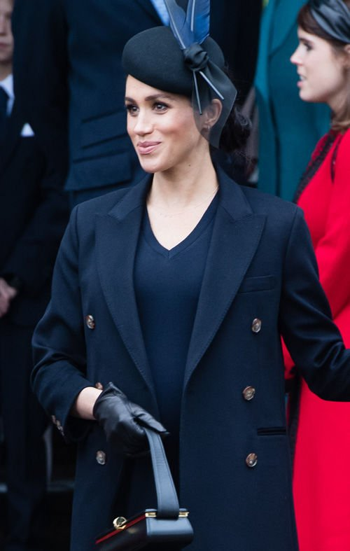 Meghan Markle news Body language expert Judi James analysed the moment between William and Meghan Image GETTY