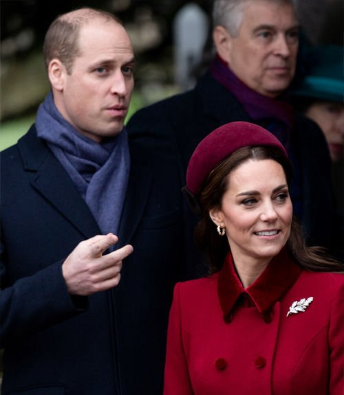 Meghan Markle news How has her William and Kates body language developed over time Image GETTY