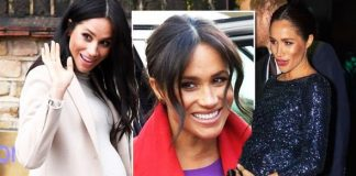 Meghan Markle news Prince Harry's wife likely pays for clothes from this Image GETTY