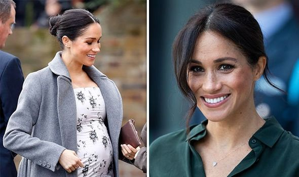 Meghan Markle news a midwife has debunked an old wives tale Image GETTY