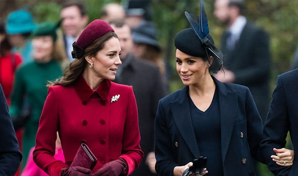 Meghan Markle news the Queen is reportedly over the moon the alleged Royal rift is now over Image GETTY