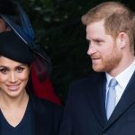 Meghan Markle news the Duke and Duchess of Sussex at Christmas Day Church service at Sandringham Image GETTY
