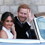 Meghan and Harry are said to be enjoying married life Image GETTY