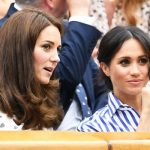 Meghan even mentioned the Duchess of Cambridge in her Royal fantasies Image GETTY