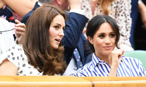 Meghan reportedly used to fantasise about her Prince long before their engagement Image GETTY