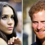 Meghan reportedly used to fantasise about her Prince long before their engagement Image GETTY 1