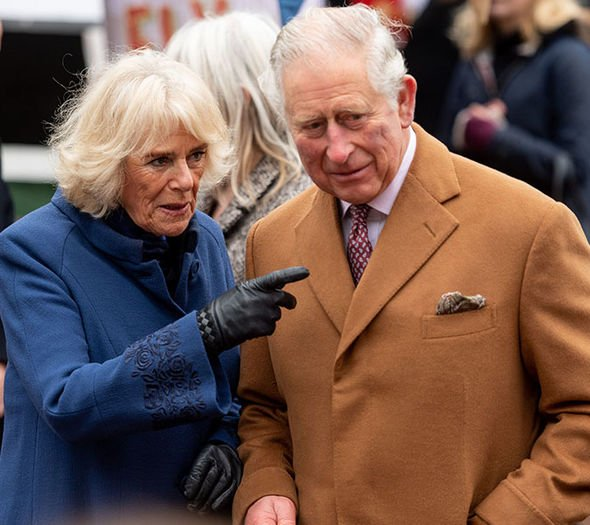 Prince Charles title will go to son William when he is King Image GETTY