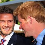 Prince Harry and David Beckham have known each other for years Image Owen Humphreys WPA Pool Getty Images
