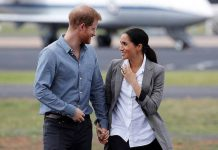 Prince Harry and Meghan Markle actually sent two Christmas cards Photo C GETTY IMAGES