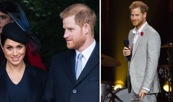 Prince Harry Duke of Sussex Image Getty